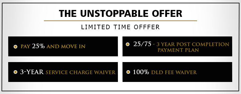 emaar unstoppable offer